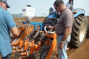 Serviços - Mecânica Agrícola