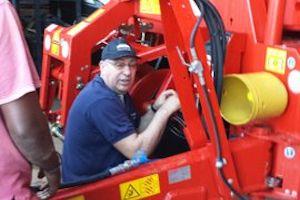Serviços - Mecânica Agrícola - Sr. Fulgêncio