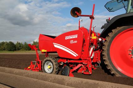 Plantador de batata GL 420
